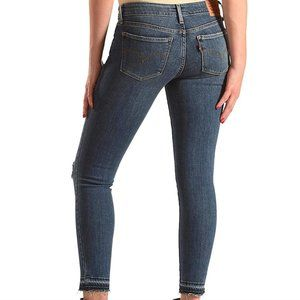 Levi's Women's 711 Skinny Ankle Jeans 34 (US 18)